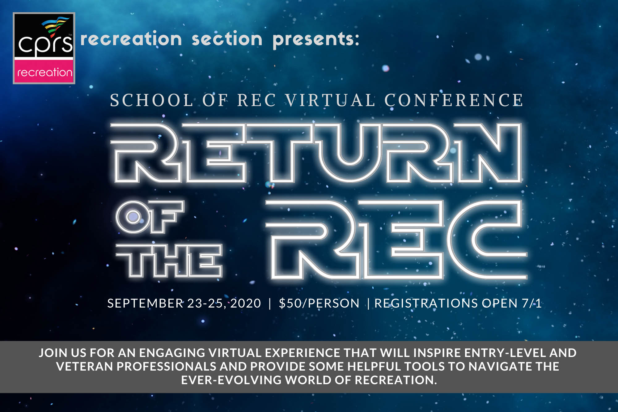 School of Rec Virtual Conference